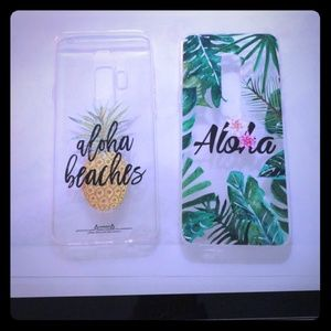 Accessories - Galaxy 9s+ Aloha phone cases